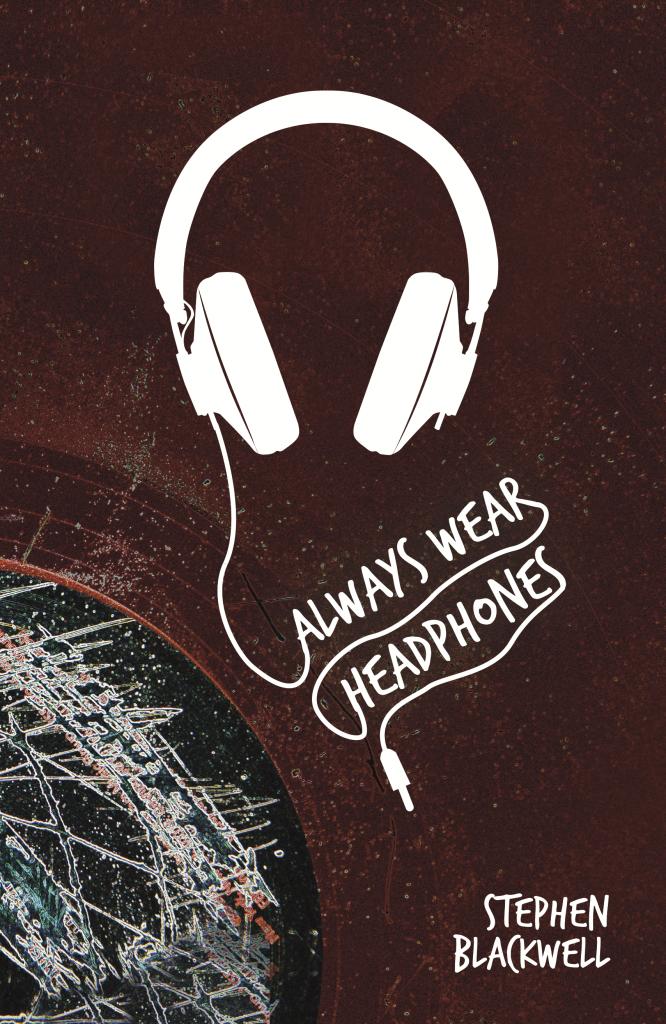 Always Wear Headphones Cover